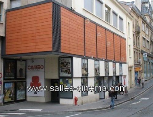 Cinéma Caméo Saint-Sébastien à Nancy