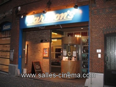 Cinema Cartoons Anvers