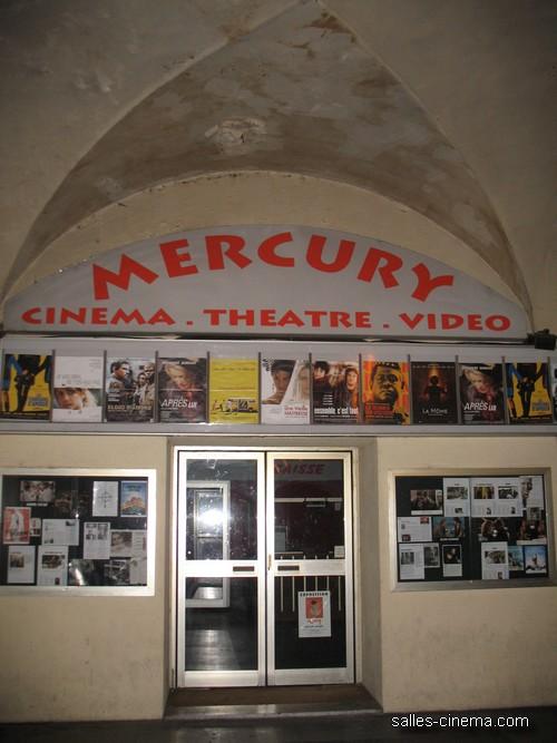 Cinéma Mercury à Nice