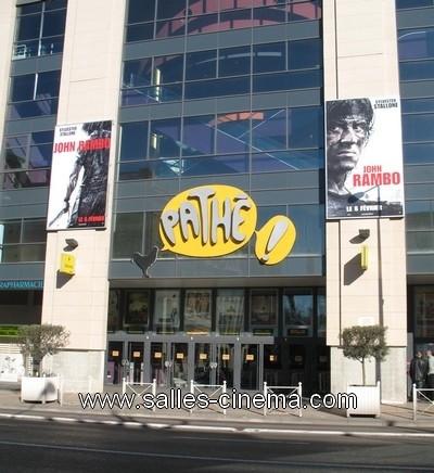 Cinéma Pathé Liberté à Toulon  Salles-cinema.Com