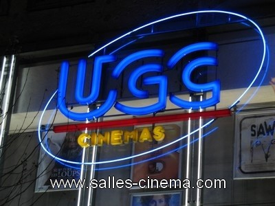 Cinema UGC De Brouckere Bruxelles