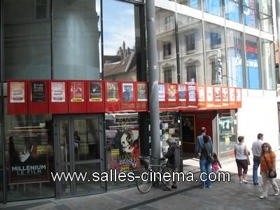 Cinema Marché Beaux-Arts à Besançon