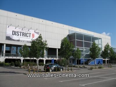Cinéma multiplexe Kinépolis à Nancy