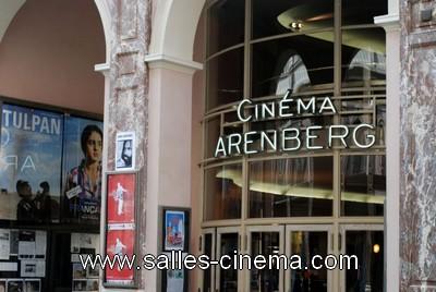 Cinéma Arenberg à Bruxelles