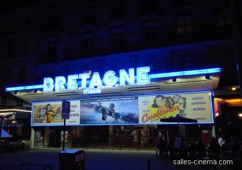 Cinéma Le Bretagne à Montparnasse