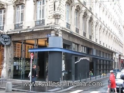 Cinéma CNP Terreaux à Lyon  Salles-cinema.Com