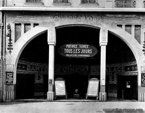 Cinéma Danton-Palace à Paris