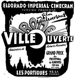 Cinéma Les Portiques à Paris