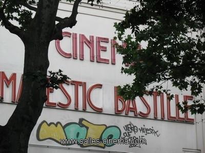 Cinéma Majestic Bastille à Paris