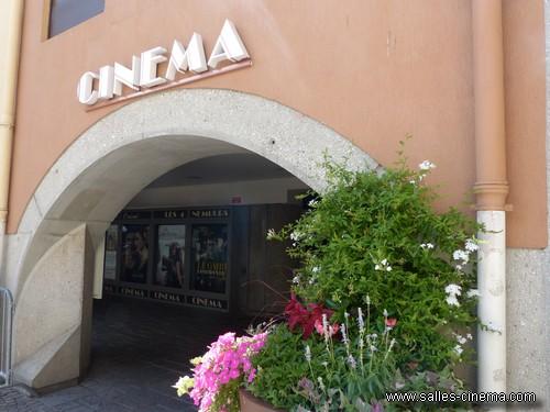 Cinéma Les Quatre Nemours à Annecy