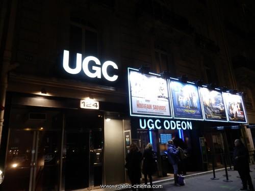 Cinéma UGC Odéon à Paris