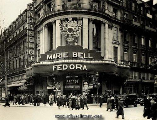 Cinéma Paramount à Paris