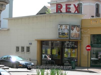 Ancien cinéma à Aix-les-Bains: Le Rex | Salles-cinema.Com
