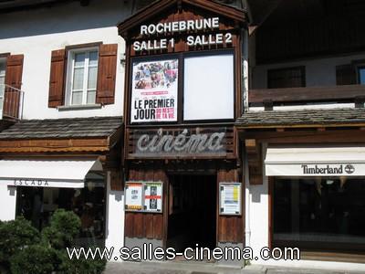 Cinéma Le Rochebrune à Megève