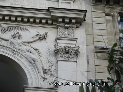 Ancien cinéma Gaumont Gobelins Rodin à Paris: Fondation Jérôme Seydoux - Pathé