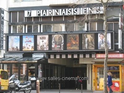 Cinéma Art et Essai Les 10 Parnassiens à Paris  Salles-cinema.Com
