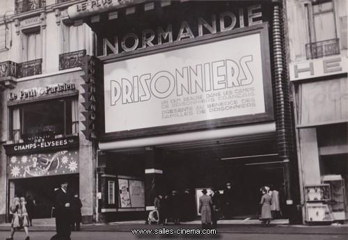 Cinéma Normandie Champs-Elysées