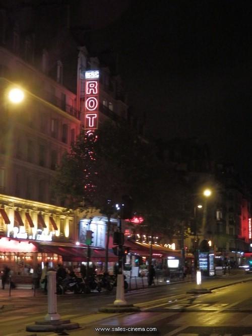 Cinéma UGC Rotonde à Paris