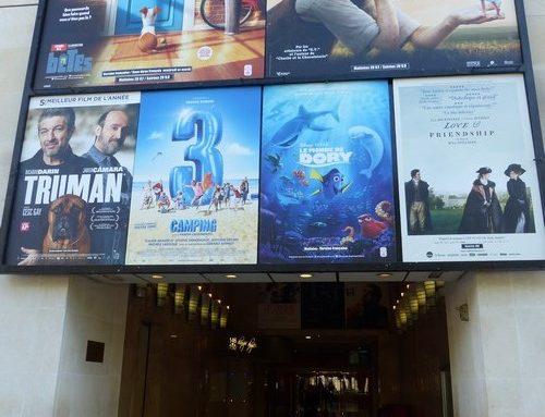 Dossier: un nouveau cinéma Mk2 sur les Champs-Elysées.