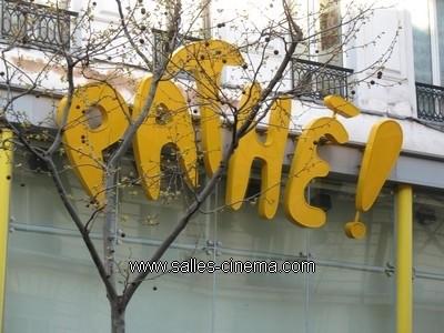 Cinéma Pathé Wepler à Paris
