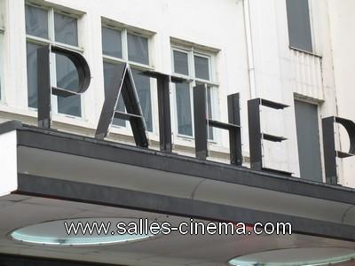 Façade du Cinéma Pathé Bellecour
