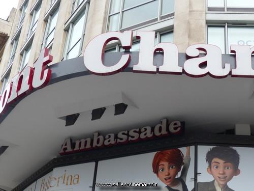 Cinéma Gaumont Ambassade sur les Champs-Elysées