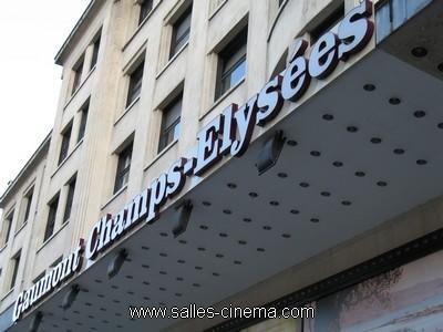 Gaumont Champs-Elysées Marignan à Paris