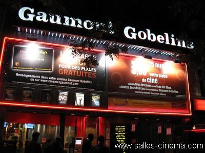 Cinéma Gaumont Gobelins à Paris