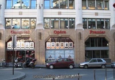 Cinéma Gaumont Opéra Premier à Paris