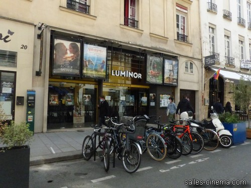 Cinéma Luminor à Paris