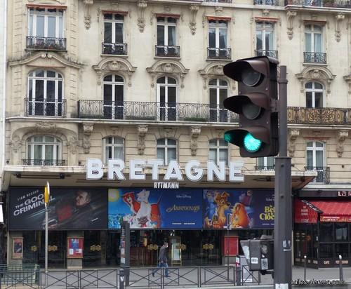 Cinéma Le Bretagne Rytmann à Paris