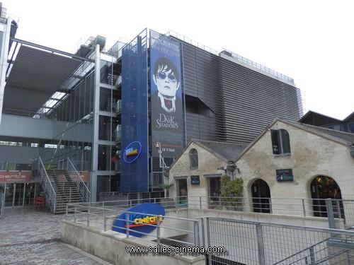 Cin ma ugc cin cit bercy paris salles cinema com - Cours saint emilion paris ...