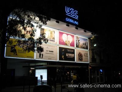Cinéma UGC Gobelins à Paris