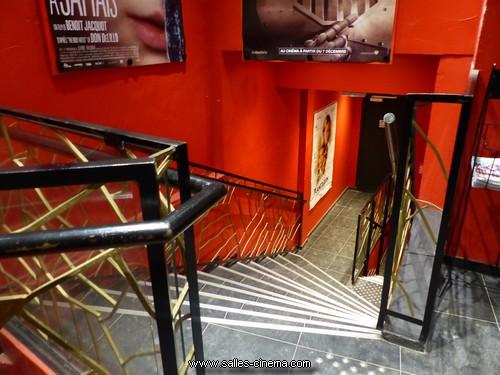 Hall du cinéma Le Brady