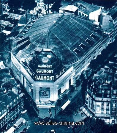Cinéma Gaumont Palace à Paris