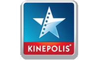 Liste des cinémas Kinépolis