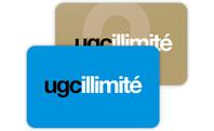 Carte d'abonnement UGC Illimité et cinémas Mk2