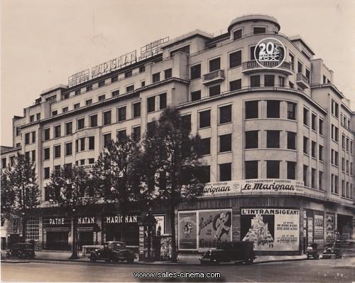 Cinéma Marignan Pathé à Paris
