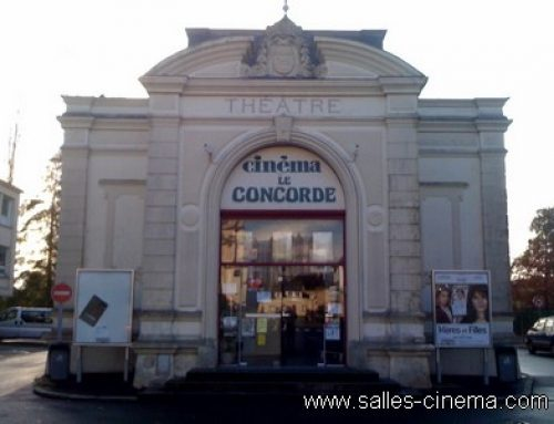 Cinéma le Concorde à Pont-l'Evêque