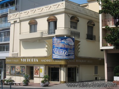 Cinéma Le Victoria à Aix-les-Bains  Salles-cinema.Com