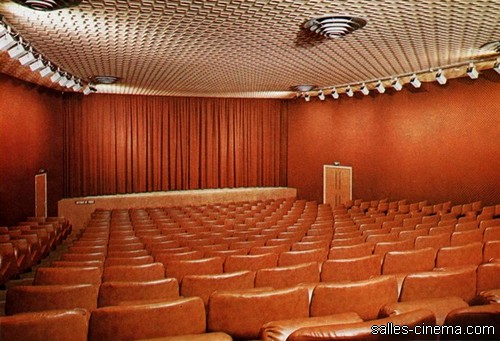 Cinéma Gaumont Madeleine à Paris