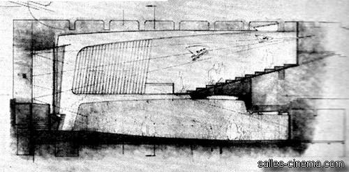 Architecte des cinémas Georges Peynet