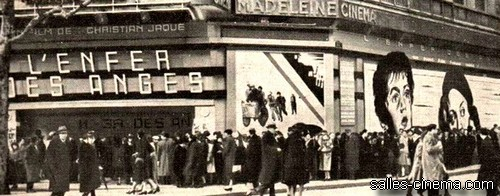 Cinéma Madeleine Gaumont à Paris