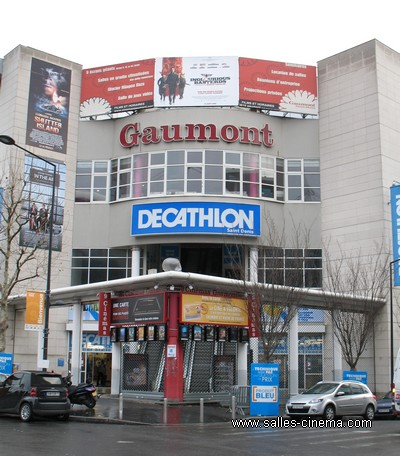 Cinema Gaumont Saint Denis 31