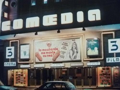 Cinéma Comoedia à Lyon