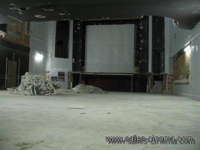 Chantier du cinéma Louxor à Paris: photos et historique | Salles ...