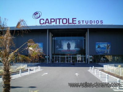 cin ma capitole studios avignon salles cinema com. Black Bedroom Furniture Sets. Home Design Ideas