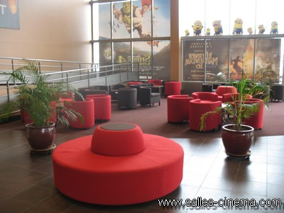 Multiplexe amphi bourg en bresse salles cinema com for Salle de bain bourg en bresse