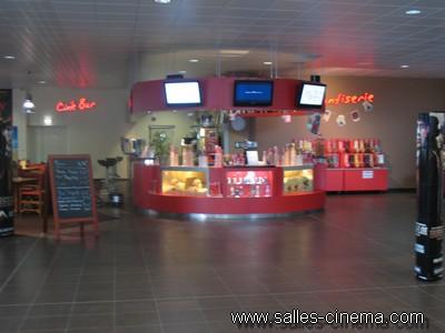 Multiplexe Amphi à Bourg-en-Bresse  Salles-cinema.Com