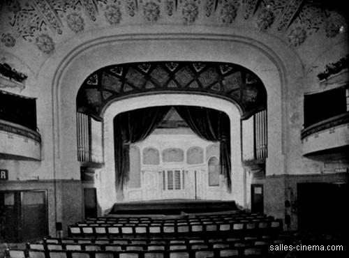 Cinéma Monge-Palace à Paris